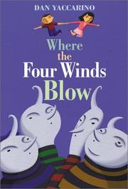 Cover of: Where the Four Winds Blow