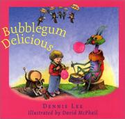 Cover of: Bubblegum delicious