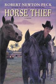 Cover of: Horse Thief