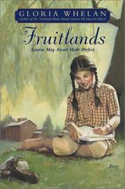 Fruitlands by Gloria Whelan