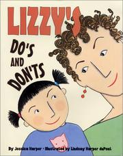 Cover of: Lizzy's do's and don'ts