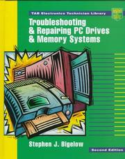 Cover of: Troubleshooting & repairing PC drives & memory systems