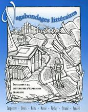 Cover of: Vagabondages litteraires | Scott Carpenter