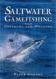 Cover of: Saltwater Gamefishing | Peter Goadby