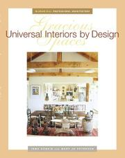 Cover of: Universal interiors by design