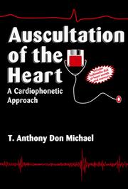 Cover of: Auscultation of the Heart | Don Michael