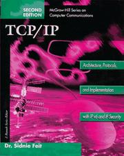Cover of: TCP/IP
