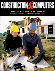 Cover of: Construction & computers