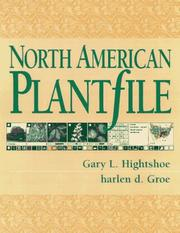Cover of: North American plantfile