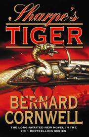 Cover of: Sharpe's Tiger: Richard Sharpe and the Siege of Seringapatam, 1799