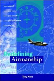 Cover of: Redefining airmanship