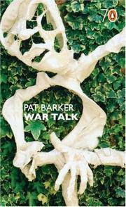 Cover of: War Talk