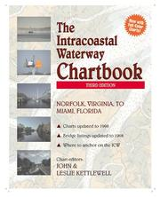 Cover of: Intracoastal Waterway Chartbook |