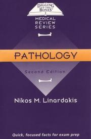 Cover of: Pathology