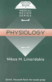Cover of: Physiology