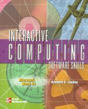 Cover of: Interactive Computing Series | Kenneth C. Laudon