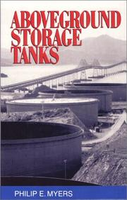 Cover of: Aboveground storage tanks