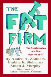 Cover of: The Fat Firm | Andris Zoltners