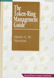 Cover of: The token-ring management guide