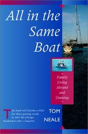 All in the same boat by Neale, Tom.