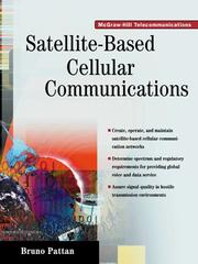 Cover of: Satellite-Based Cellular Communications