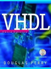 VHDL by Douglas L. Perry