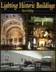 Cover of: Lighting historic buildings