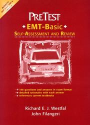 Cover of: Emergency Medical Technician: PreTest Self-Assessment and Review