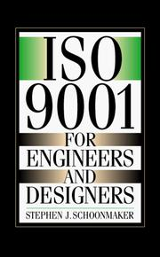Cover of: ISO 9001 for engineers and designers