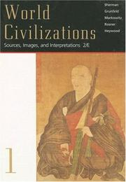 Cover of: World Civilizations |
