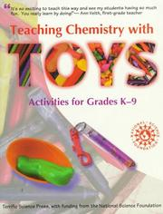 Cover of: Teaching Chemistry with Toys |