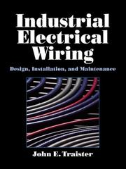 Cover of: Industrial Electrical Wiring