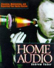 Cover of: Home Audio