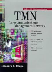 Cover of: TMN