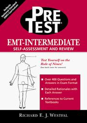 Cover of: EMT-intermediate: PreTest self-assessment and review