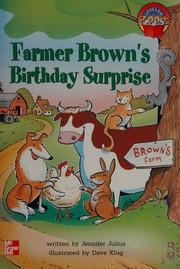 Farmer Brown's birthday surprise