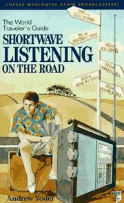 Cover of: Shortwave Listening on the Road