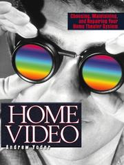 Cover of: Home video