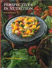 Cover of: Perspectives in nutrition | Gordon M. Wardlaw