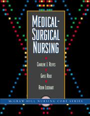 Cover of: Medical-Surgical Nursing |