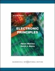 Cover of: Electronic Principles | Albert Malvino
