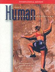 Cover of: Human anatomy and physiology