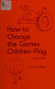 How to change the games children play