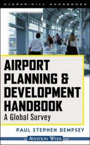 Cover of: Airport Planning & Development Handbook | Paul Stephen Dempsey