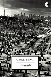 Messiah by Gore Vidal