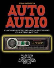 Cover of: Auto audio