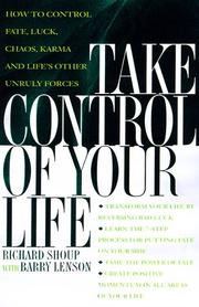 Cover of: Take control of your life