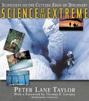 Cover of: Science at the Extreme | Peter Lane Taylor