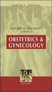 Cover of: Benson & Pernoll