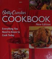Betty Crocker Cookbook.